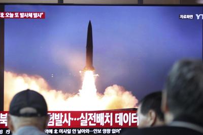 8月11日 北朝鮮による飛翔体発射相次ぐ