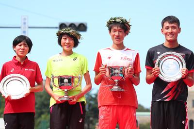 9月15日 マラソングランドチャンピオンシップ 五輪マラソン代表、4選手が内定