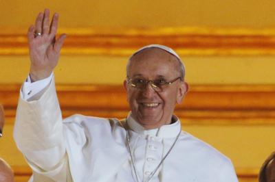 2013年 第266代ローマ教皇に選出