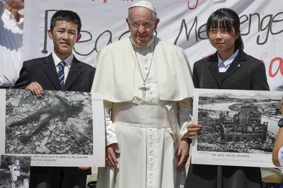 ローマ教皇と広島・長崎