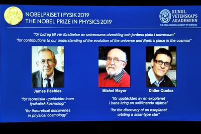 2019年 物理学賞