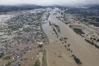 10月12日 台風19号が本州上陸 東日本各地に大きな被害