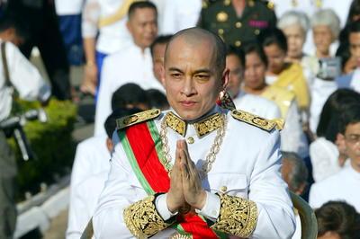カンボジア王室