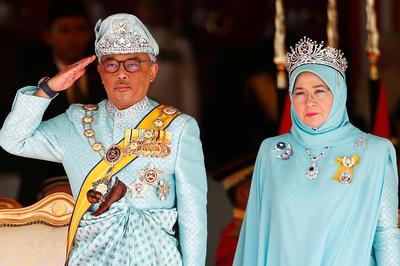 マレーシア王室