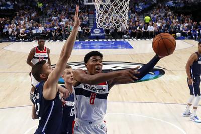 NBA公式戦デビュー