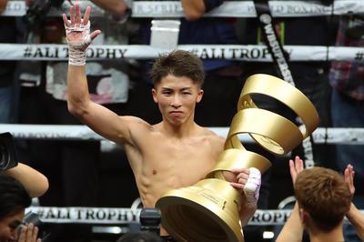 11月7日 ボクシング・井上尚弥、バンタム級最強決定トーナメントに優勝