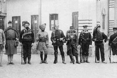 義和団の乱(1900年6月)