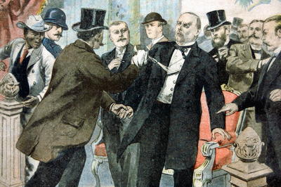 マッキンリー大統領暗殺事件(1901年9月)