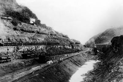 パナマ運河建設(1904年)