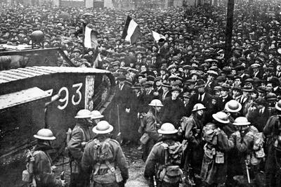 アイルランド独立戦争(1919-1921年)