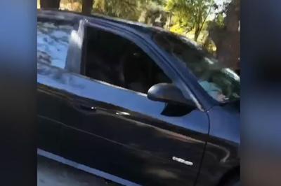 【話題】窓を閉め忘れた車に戻ってみると…