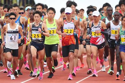 2019 福岡国際マラソン