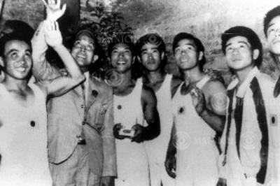 体操男子 日本が団体で初の金メダル