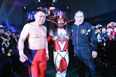 獣神サンダー・ライガー引退試合 II