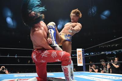 スペシャルシングルマッチ 飯伏 vs ジェイ