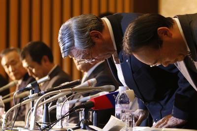 日本航空が事実上の倒産(2010年1月19日)