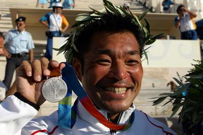 山本博がロスから20年再びメダル