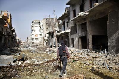 シリア内戦が泥沼化 (2012年)