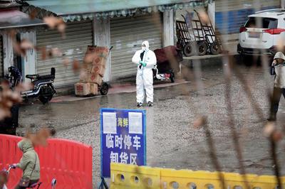 1月 中国で新型ウイルス肺炎拡大 武漢を中心に2千人超が感染