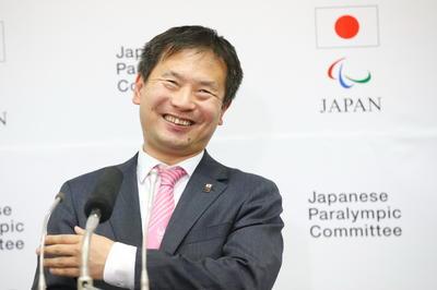 日本代表選手団 団長発表会見