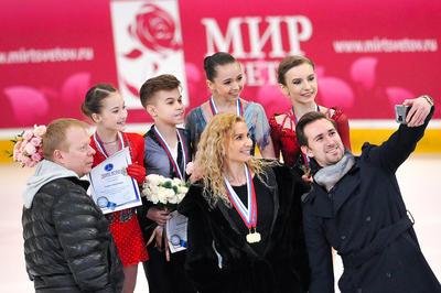 ロシアジュニア選手権