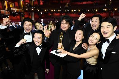 2月9日 第92回アカデミー賞 ポン・ジュノ監督作がアジア映画初となる作品賞受賞