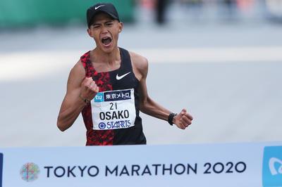 2020 東京マラソン