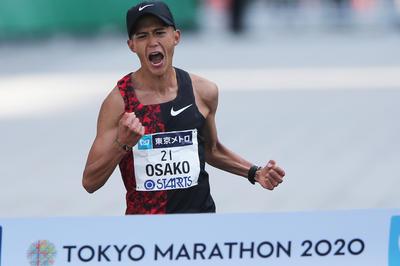 3月1日 2020東京マラソン 大迫傑が日本新記録を更新