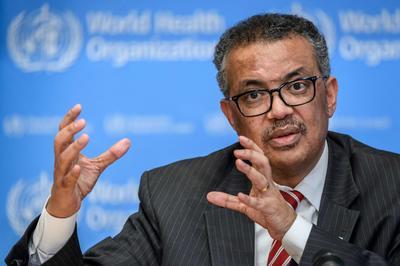 3月11日  新型ウイルス肺炎 WHOがパンデミック宣言