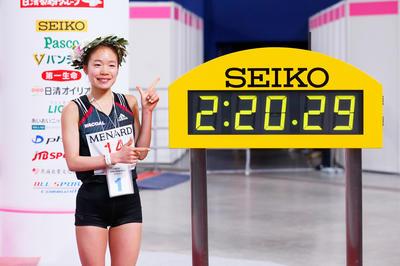 2020 名古屋ウィメンズマラソン