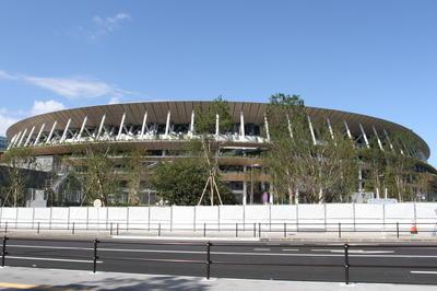 オリンピックスタジアム(新国立競技場)