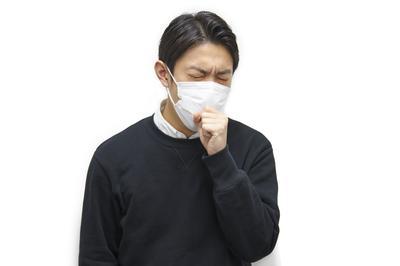 マスク・咳イメージ