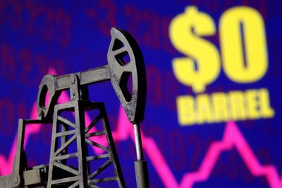 4月20日 原油市場が混乱 NY原油先物が史上初のマイナス圏に