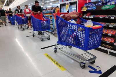買い物の変化