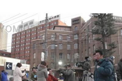 長嶋茂雄、脳梗塞で入院 (2003年3月4日)