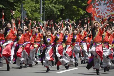 北海道の祭り
