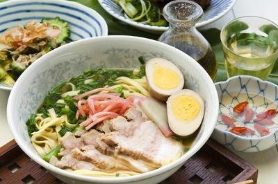 沖縄県の郷土料理・食