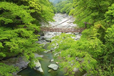 四国地方の風景