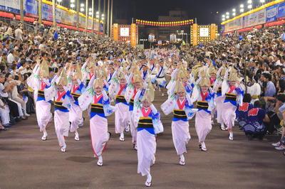 四国地方の祭り