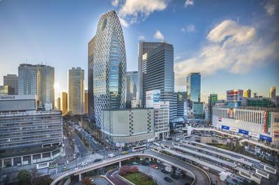 関東地方の街