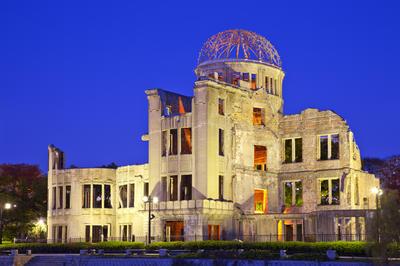 世界文化遺産「原爆ドーム」