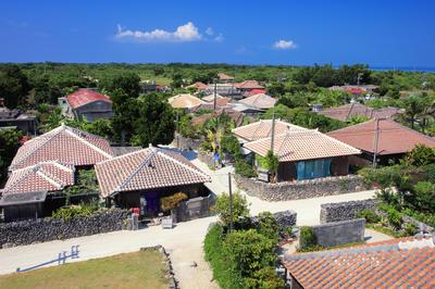 沖縄県の街