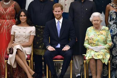 エリザベス女王と