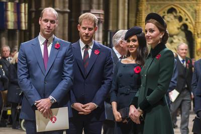 ウィリアム王子夫妻と