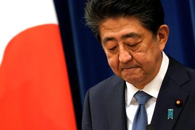 8月28日 安倍首相が辞意を表明 持病悪化で職務継続困難に