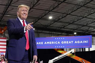 共和党大統領候補:ドナルド・トランプ