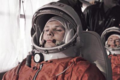 ユーリイ・ガガーリン、世界初の有人宇宙飛行成功から60年(1961年4月12日)