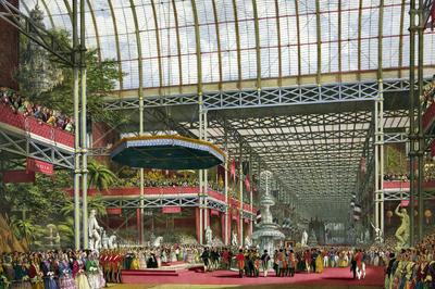 第一回万博開催から170年(1851年5月1日)
