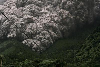 雲仙普賢岳、大規模火砕流発生から30年(1991年6月3日)