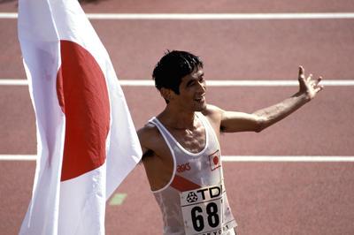 東京で初の世界陸上開催から30年(1991年8月23日)